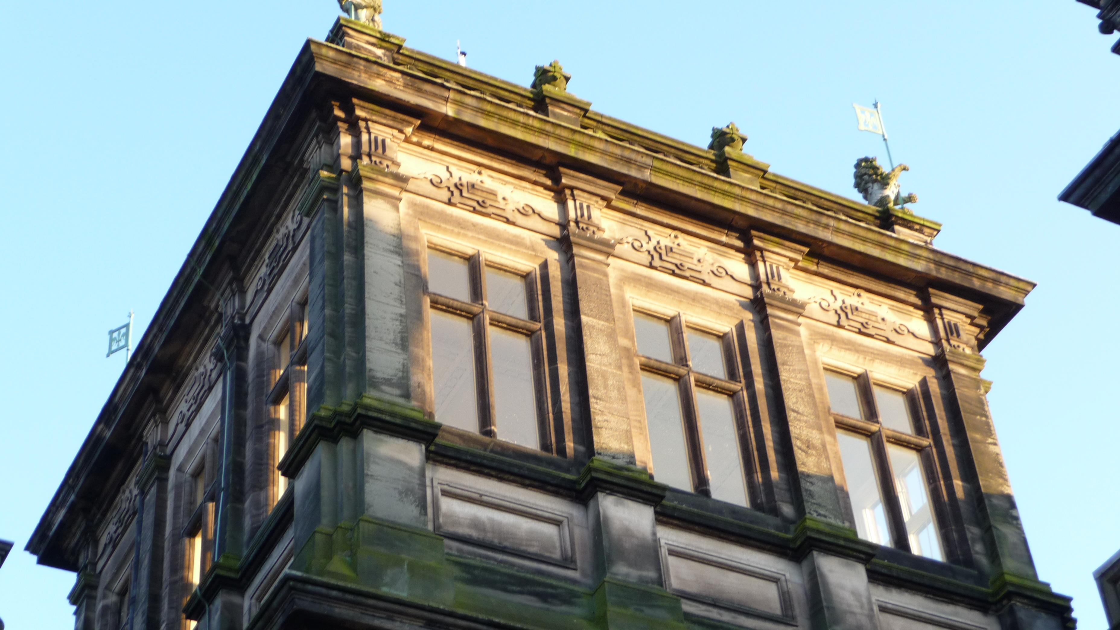 Historic Buildings   Keele Parish Online