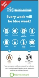 Every week will be blue week